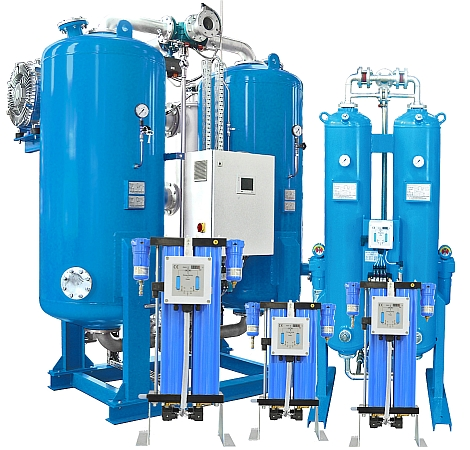 Compressed Air Dryers And Compressed Air Filters