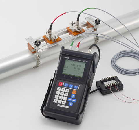 Portable And Stationary Flow Meters