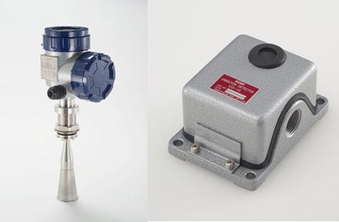 Contacting Radar Level Gauges And Vibration Detectors