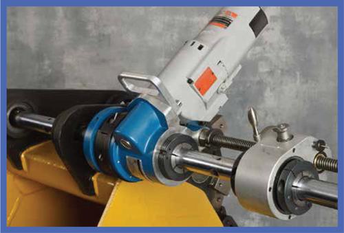 Boring Machine, Welding Machine, Flange Faces, Milling Machine & Key Mills